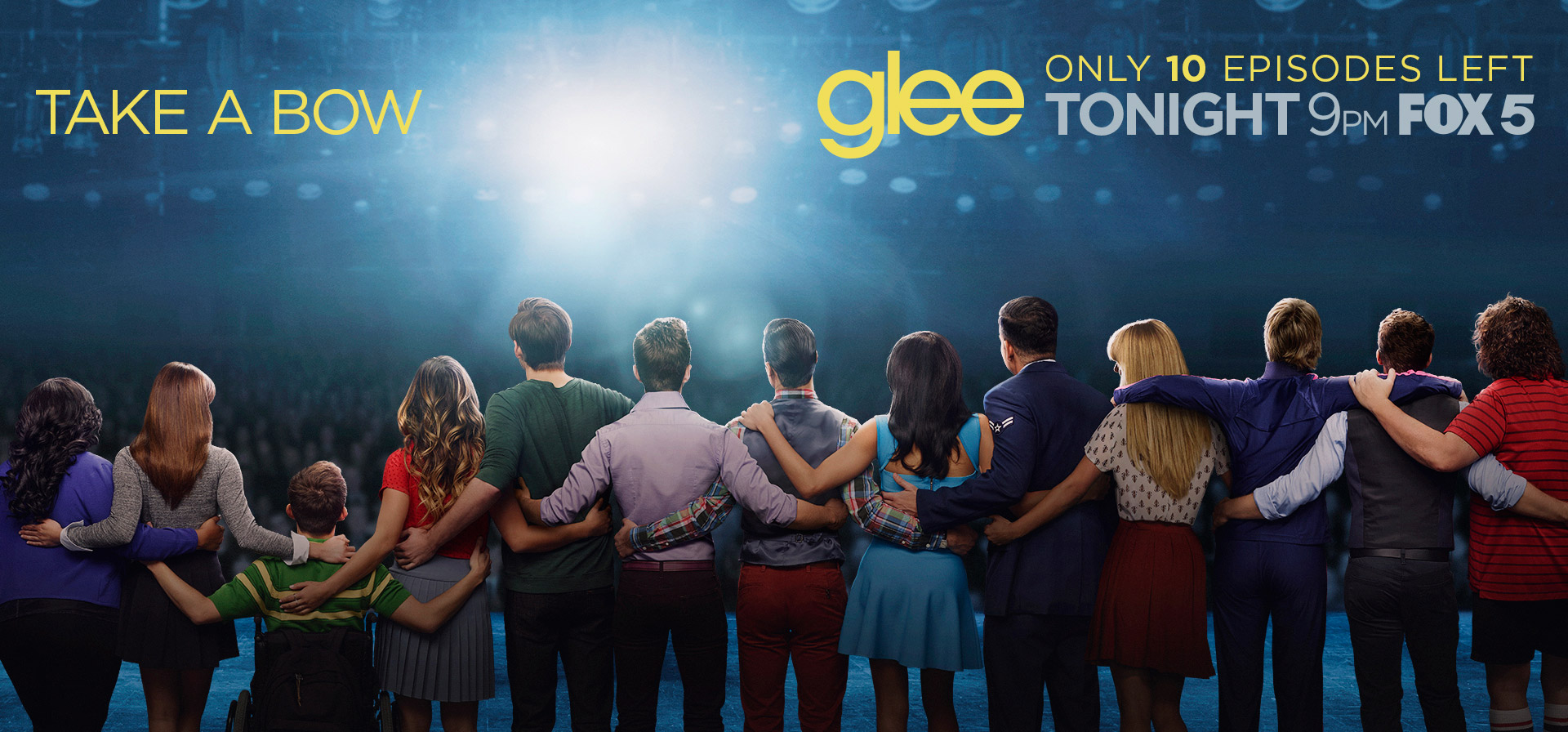 GLEE-TAKEABOW